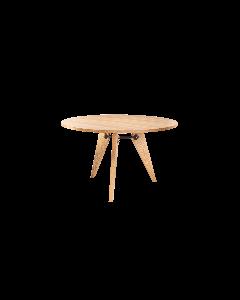 Mesa tronik madera natural 120x75